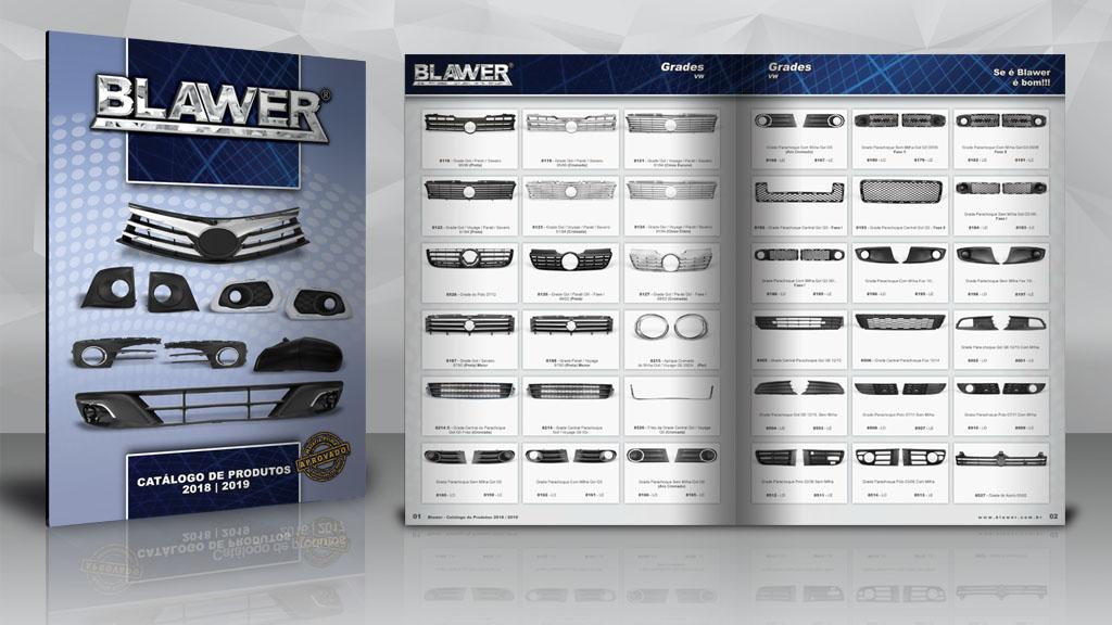 Catálogo Blawer 2019
