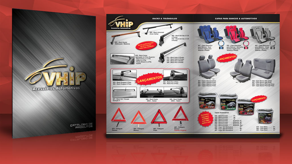 Catálogo Vhip 2015