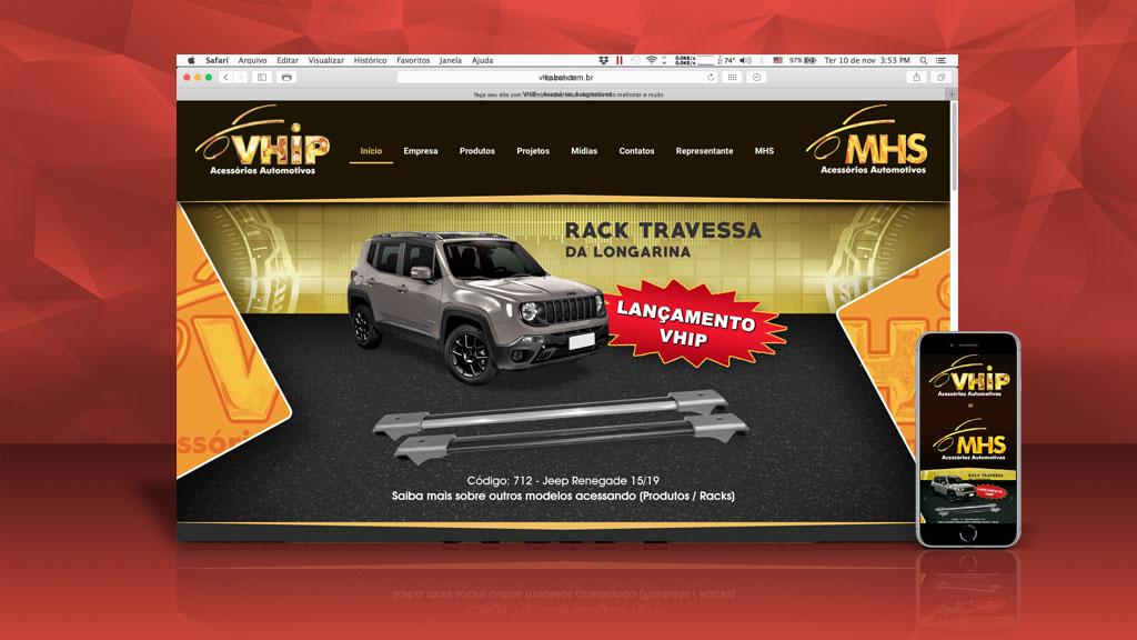 Website VHIP - 2020